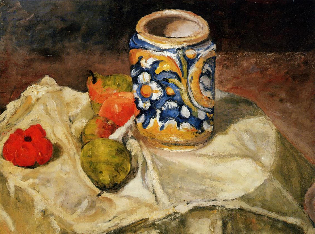the life and arts of paul cezanne Paul cezanne oil painting reproductions a work of art which did not begin in emotion is not art paul cezanne still life with apples and oranges paul.