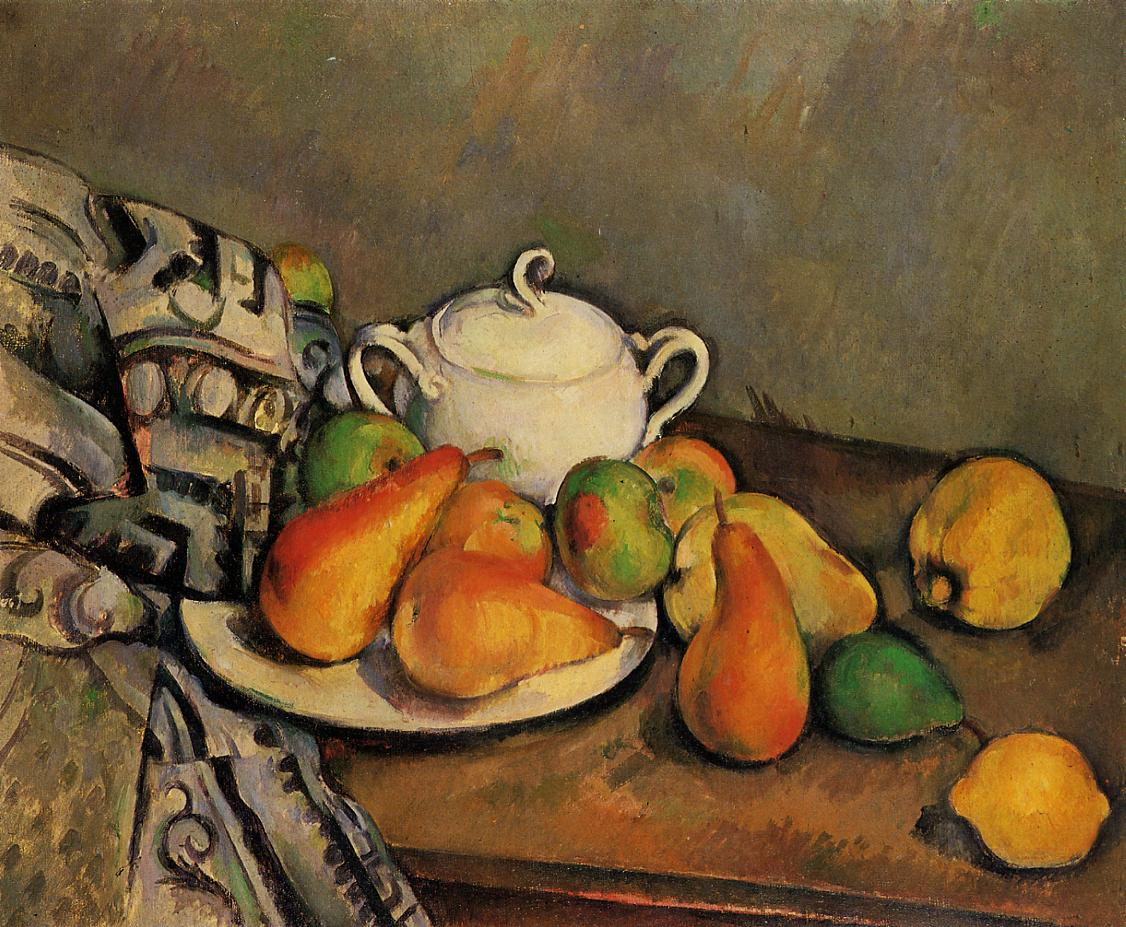 the life and arts of paul cezanne Dedicated to the portrait work of paul cézanne, the exhibition opens in paris   portrait gallery london, moma new york, national gallery of art washington,.