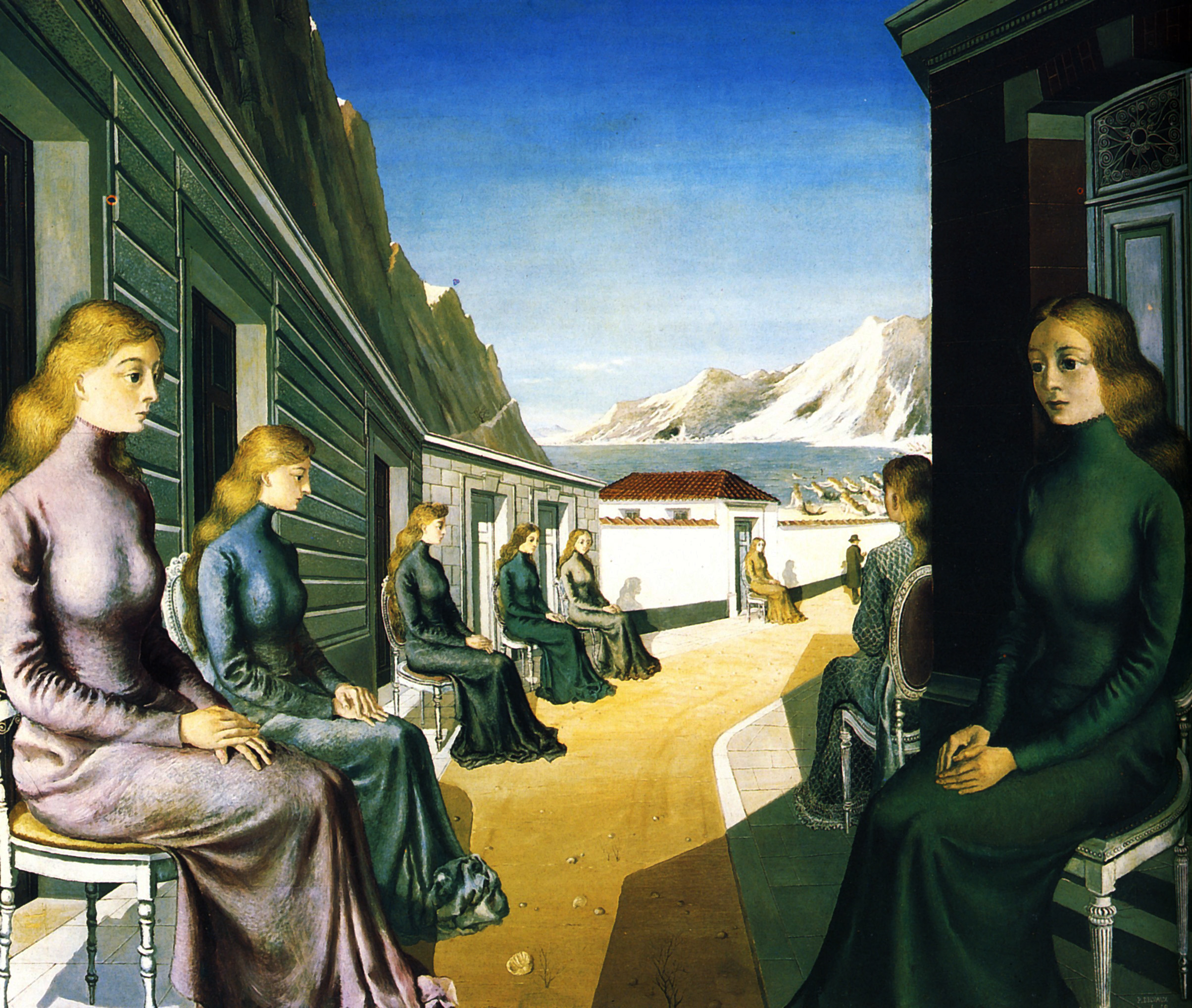 http://uploads4.wikipaintings.org/images/paul-delvaux/the-village-of-the-sirens-1942.jpg
