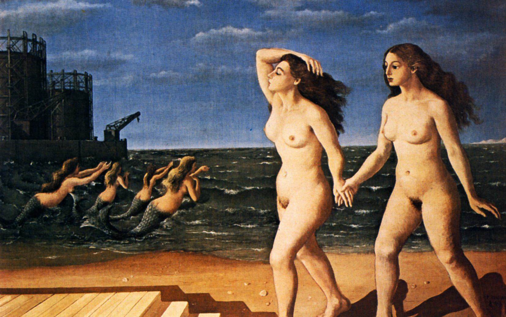http://uploads4.wikipaintings.org/images/paul-delvaux/woman-in-front-of-the-sea-1943.jpg