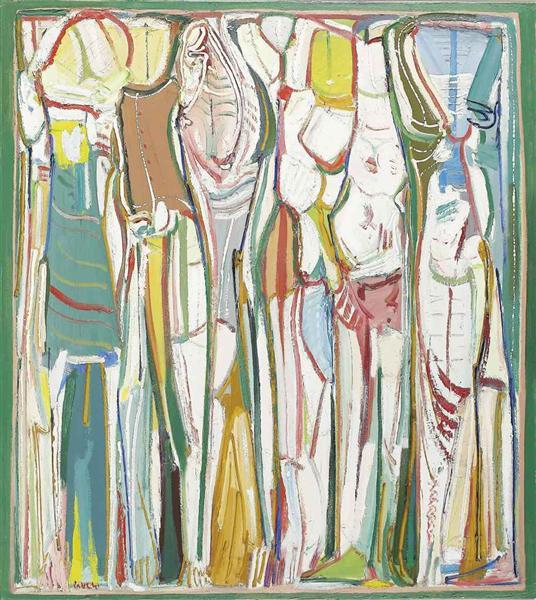Le Mariage, 1986 - Paul Guiragossian