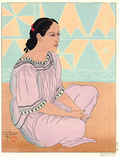 La Nouvelle Robe. Metalanim, Ponape, 1938