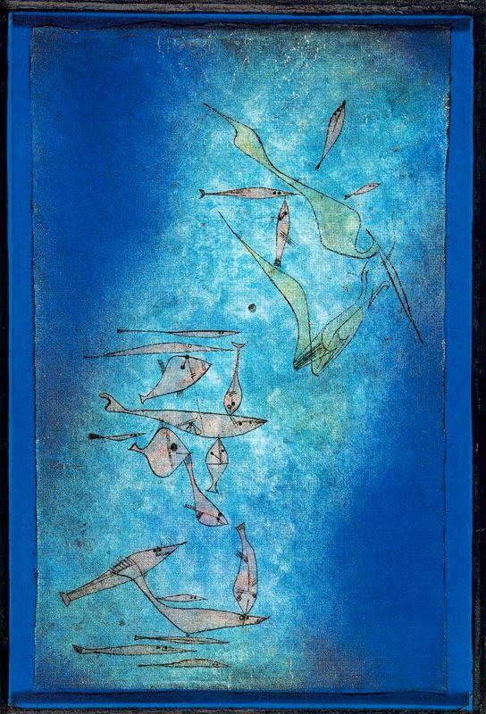 Fish Image Paul Klee