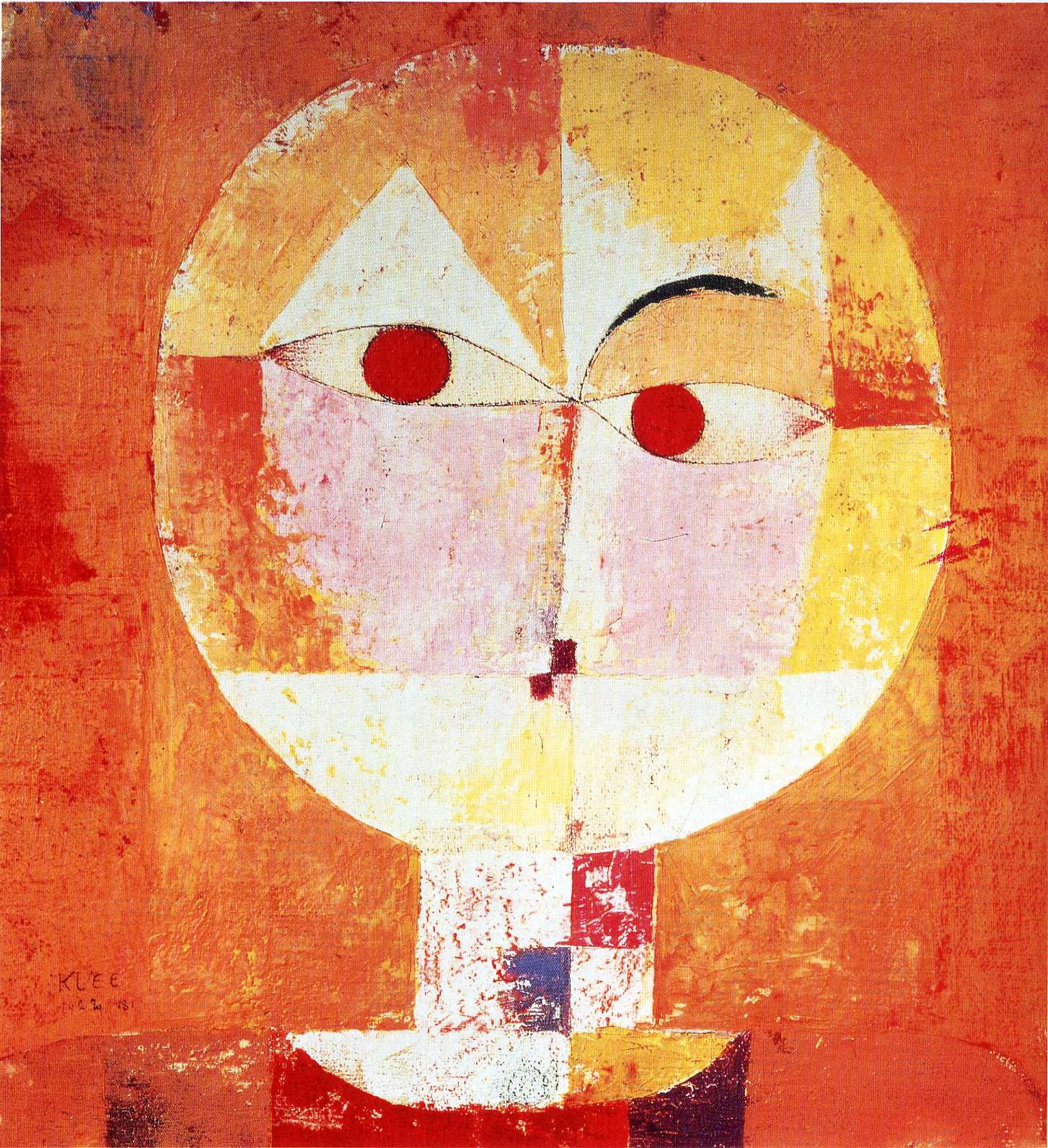 The life and artworks of paul klee
