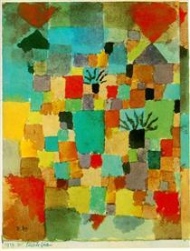 Paul Klee 212 œuvres D Art Peinture