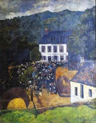 Fair Chateauneuf du Faou, 1903 - Paul Serusier