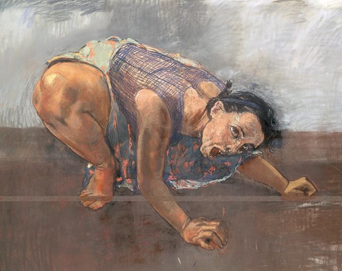Dog Woman, 1994 - Paula Rego