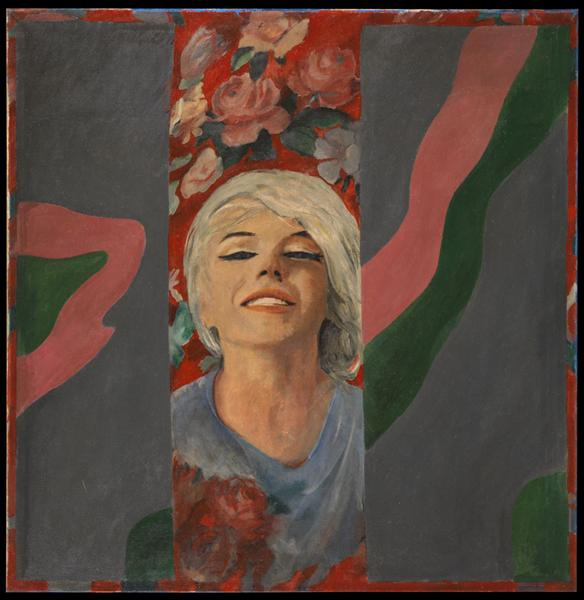 Colour Her Gone, 1962 - Pauline Boty
