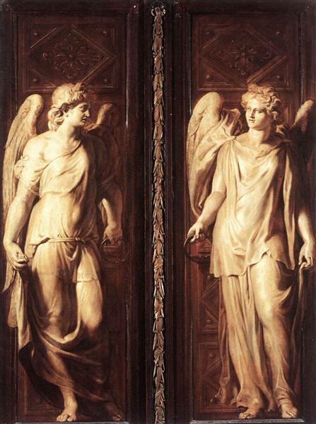 The Resurrection of Christ, 1611 - 1612 - Peter Paul Rubens
