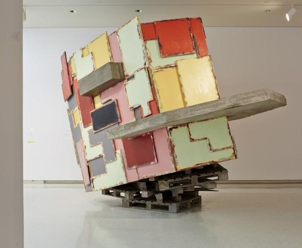 Upturnedhouse, 2012 - Phyllida Barlow