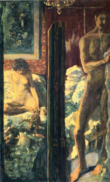 Man and Woman, 1900 - Pierre Bonnard