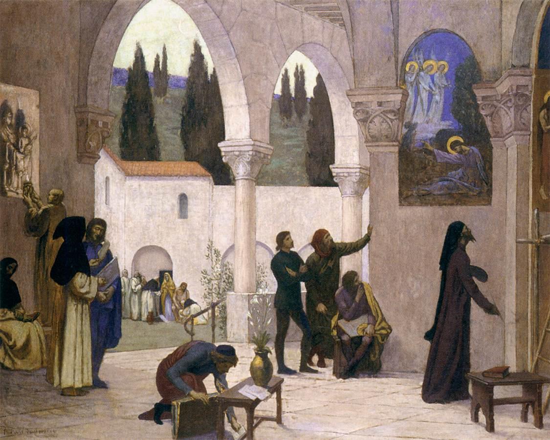 Christian Inspiration, 1887-1888