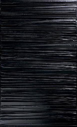 Peinture 130 x 81 cm, 20-03-2004 - Pierre Soulages