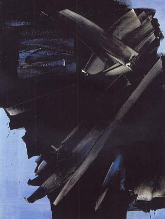 Peinture 23 avril 1963, 1963 - Pierre Soulages