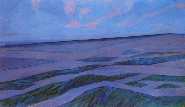 Dune Landscape, 1911 - Piet Mondrian