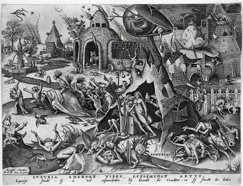 Lust, 1558