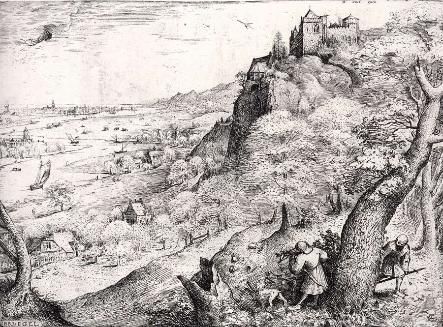 The Hare Hunt, 1560