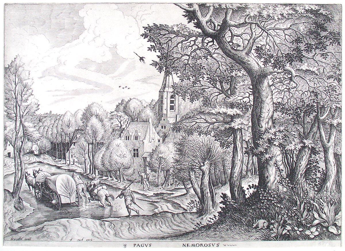 Wooded Region, 1565-1566
