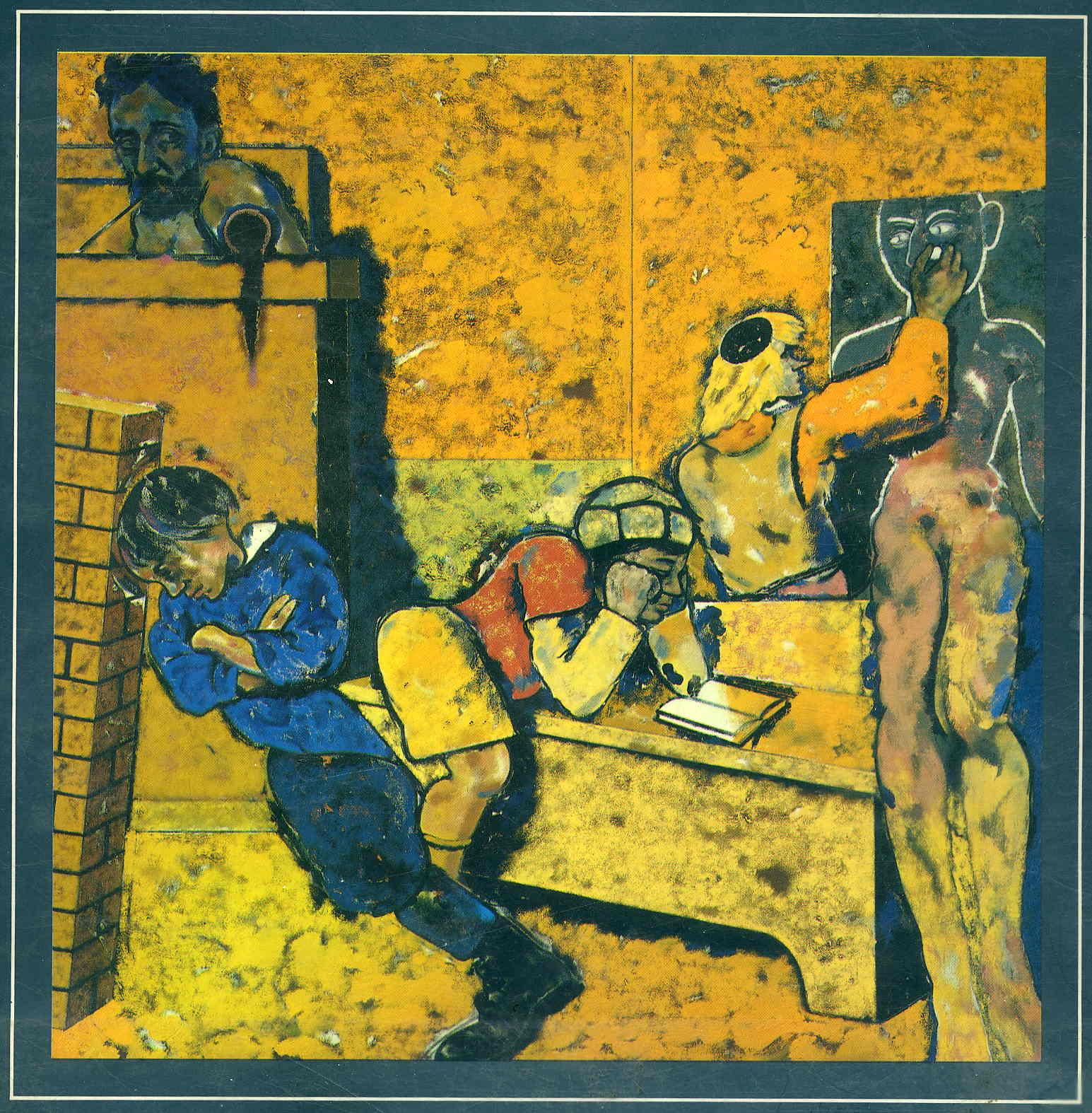 Ronald Brooks Kitaj Artwork for Sale at Online Auction