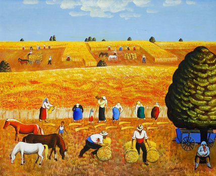 Golden Harvest, 2002 - Radi Nedeltschew