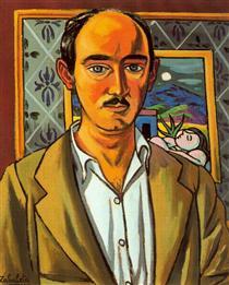 Self-portrait - Rafael Zabaleta