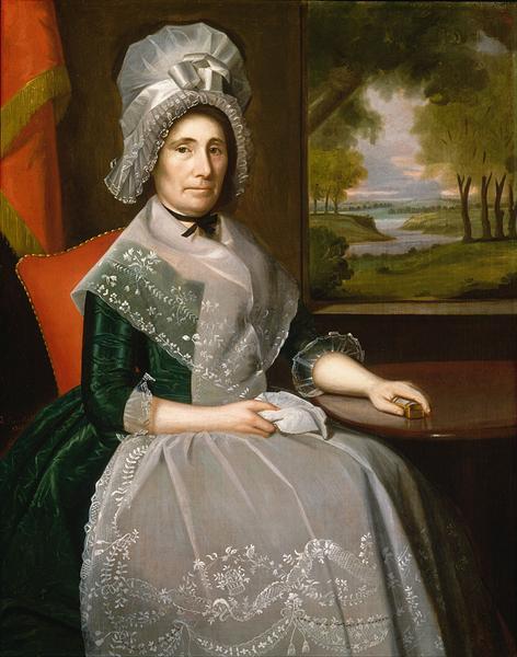 Mrs. Richard Alsop - Ralph Earl