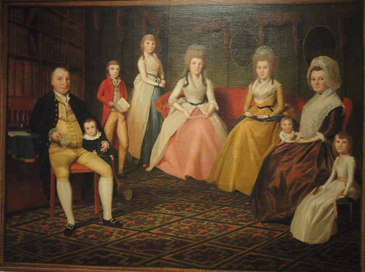The Angus Nickelson Family - Ralph Earl