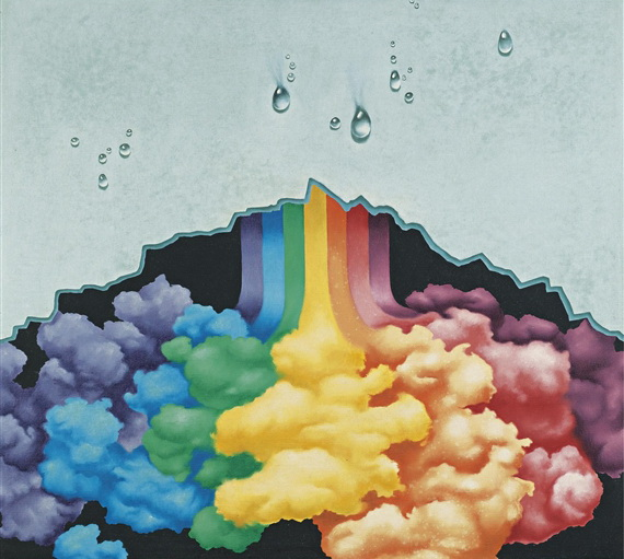 Rainbow, 1968 - Ralph Goings