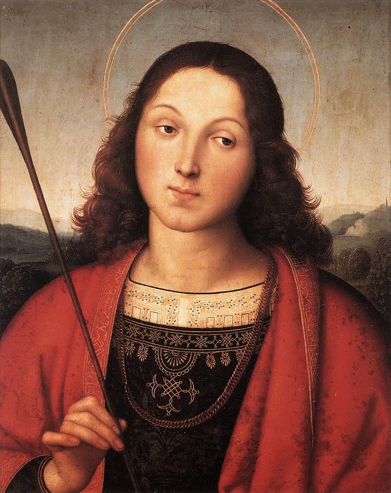 St. Sebastian, 1503