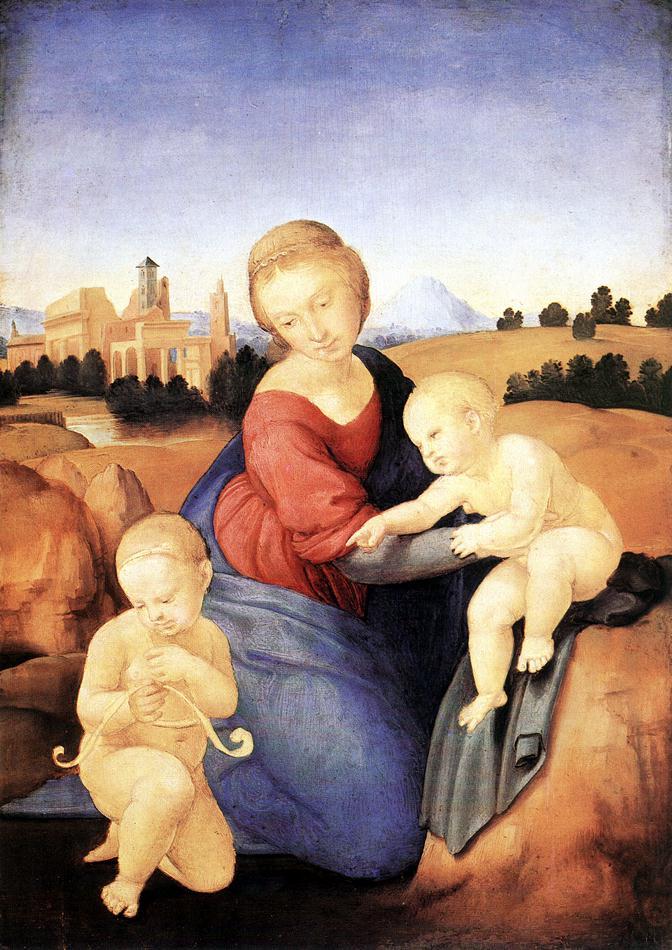 The Esterhazy Madonna, 1507-1508