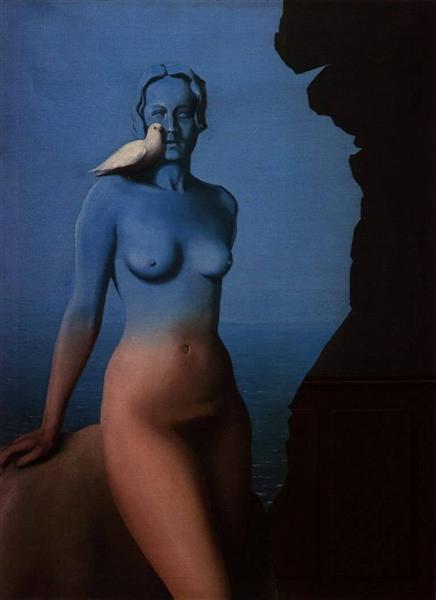 Black Magic, 1934 - René Magritte