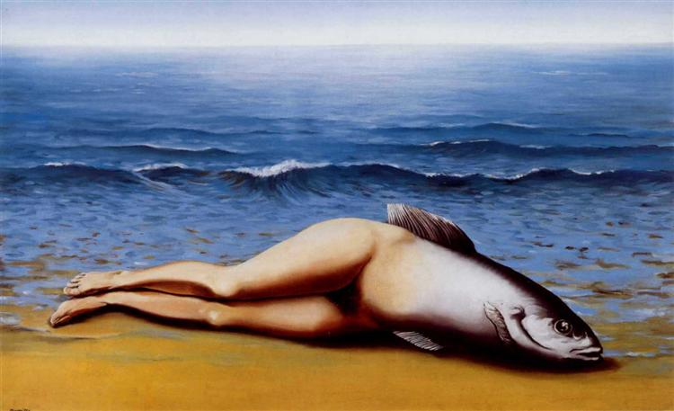 Collective Invention - Magritte Rene