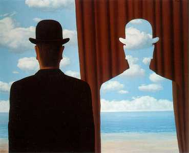 Decalcomania, 1966 - Rene Magritte