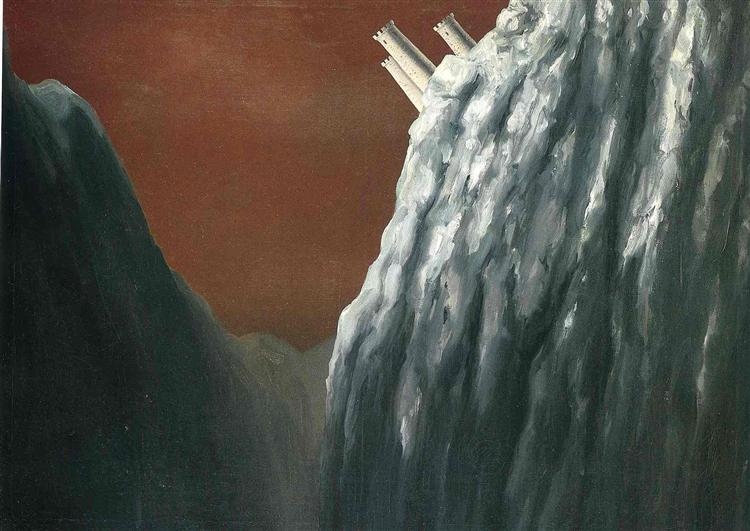 The Perfume of the Abyss, 1928 - Rene Magritte