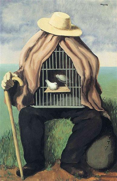 The Therapist, 1937 - Rene Magritte