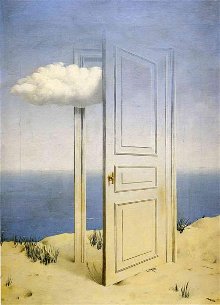 The victory, 1939 - Rene Magritte