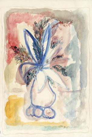 Flower Vase, 1942 - Rene Portocarrero