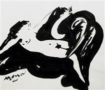 Nude 1 - Reuben Nakian