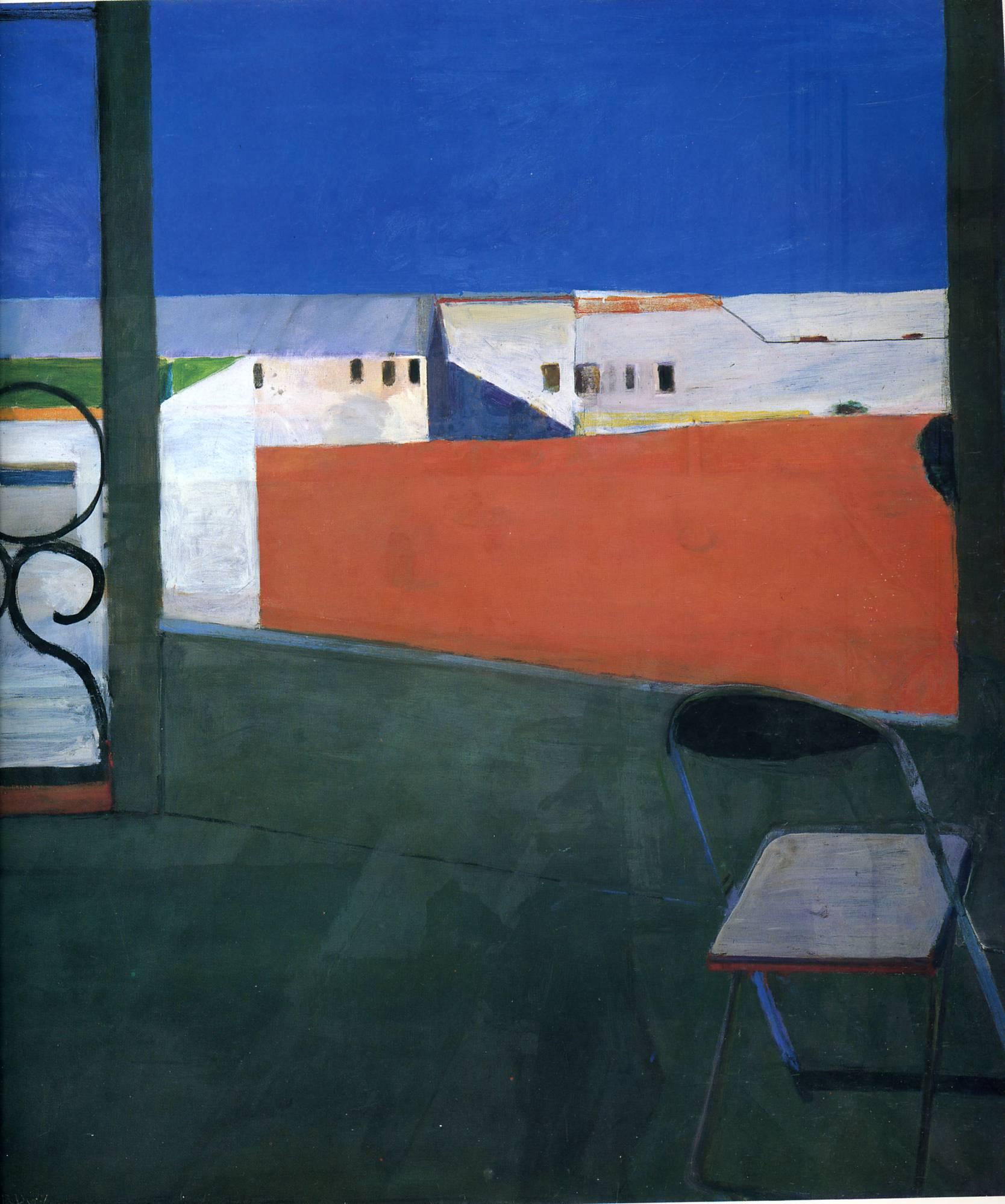Richard Diebenkorn had a genius for conveying the simple  The    Richard Diebenkorn Paintings