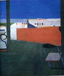 Window - Richard Diebenkorn