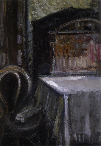 Room, 1908 - Richard Gerstl