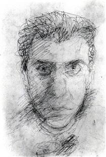 Self-Portrait - Richard Gerstl