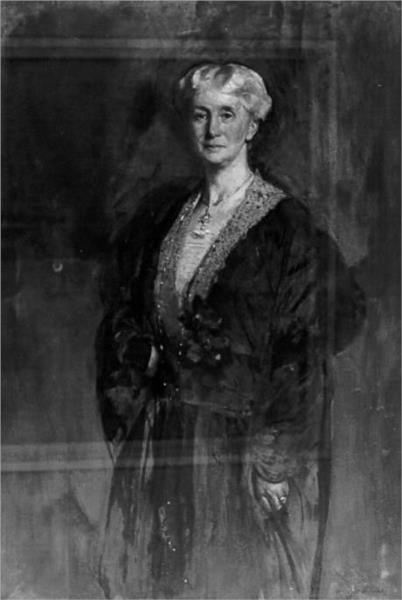 Mrs Stansfield Richardson, MBE - Richard Jack