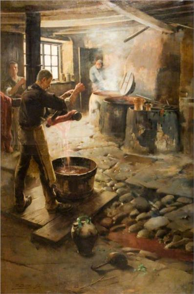 The Swedish Dyehouse - Richard Jack