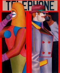 Telephone - Ричард Линдер
