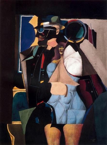 Untitled - Richard Lindner