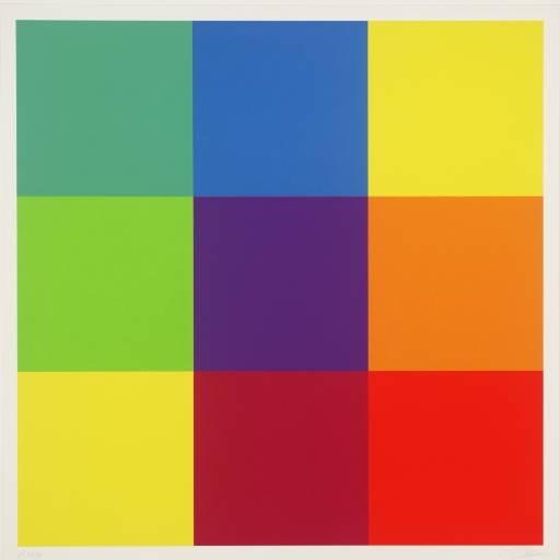 Untitled, 1981 - Richard Paul Lohse