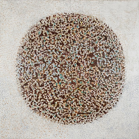 Imploding Cosmos, 1992 - Richard Pousette-Dart