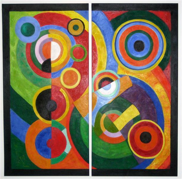 Rhythm - Robert Delaunay