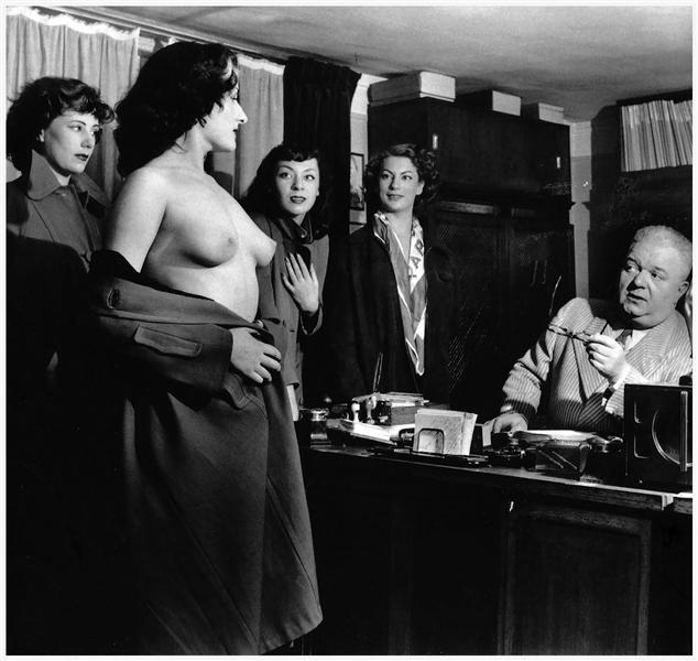 Selection for Concert, 1952 - Robert Doisneau